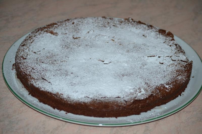 ... Gino Fabbri: per questa torta cè solo una definizione: favolosa