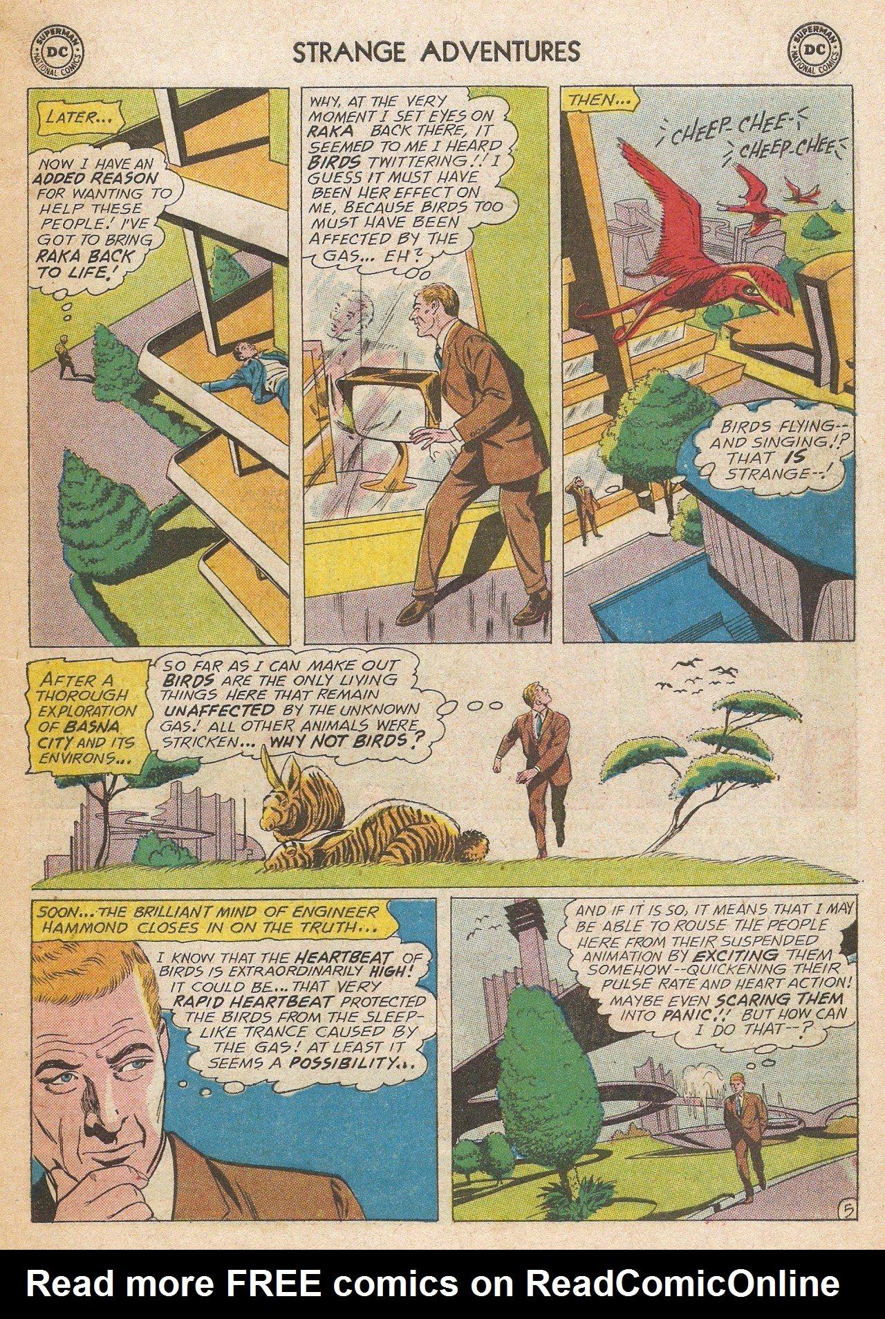 Strange Adventures (1950) issue 139 - Page 19
