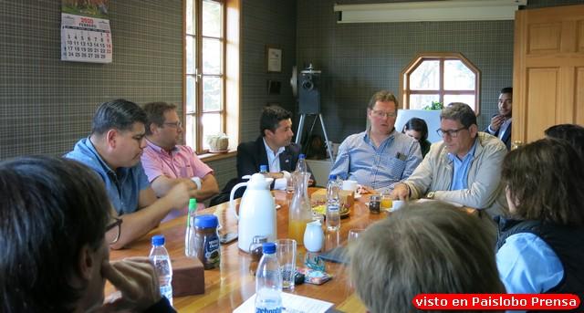 Agricultura: Subsecretario y Seremi se reunieron con Aproleche Osorno