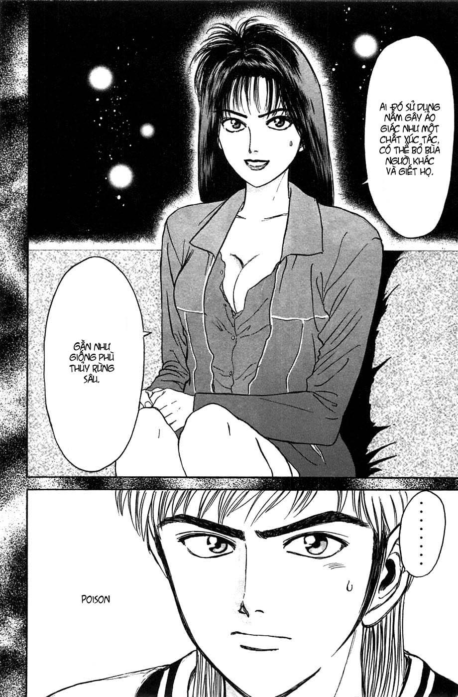 Psychometrer Eiji chapter 37 trang 17
