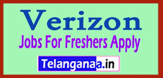 Verizon Recruitment 2017 Jobs For Freshers Apply