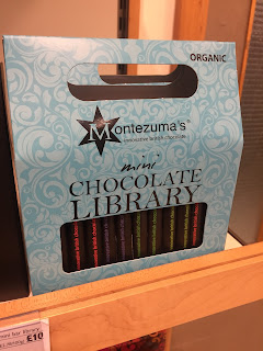Montezuma's Miniature Chocolate Library