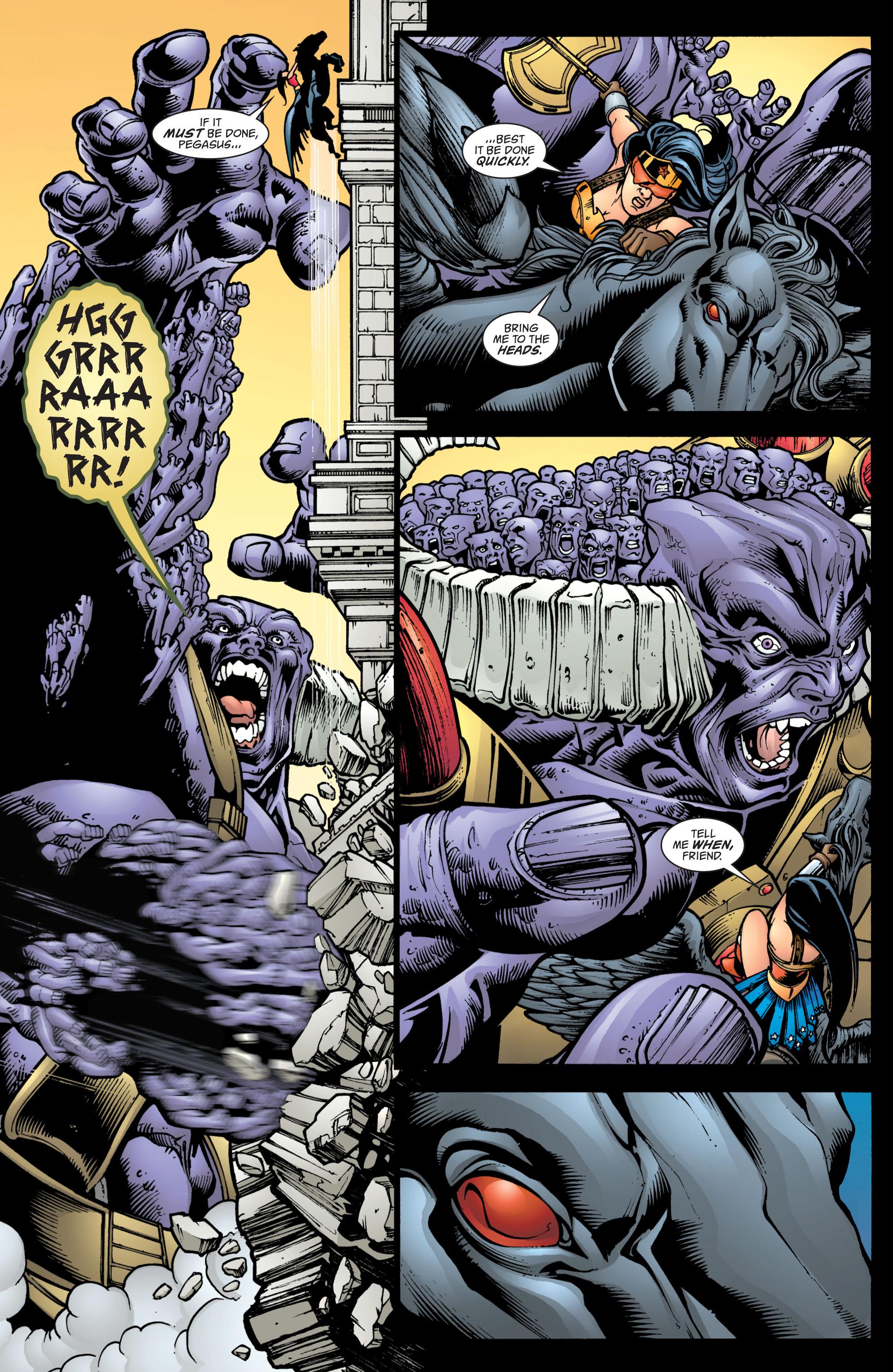 Read online Wonder Woman (1987) comic -  Issue #213 - 6