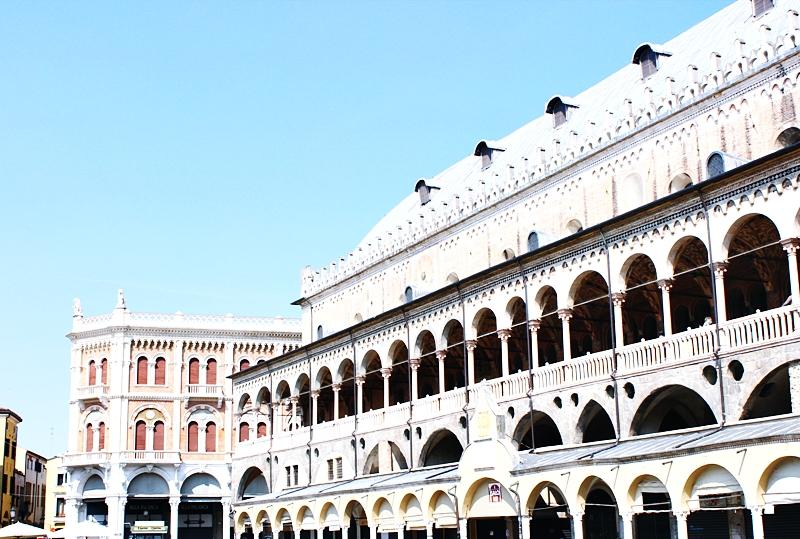 Palazzo della Ragione Padua Padova Italy