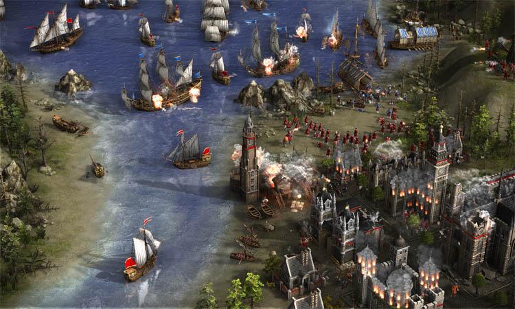 تحميل لعبة Cossacks 3 + Update 3