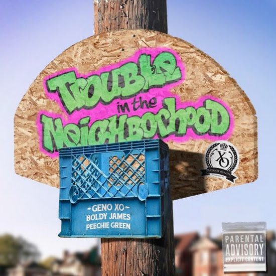 Boldy James - Trouble In The Neighborhood (Feat. Peechie Green)