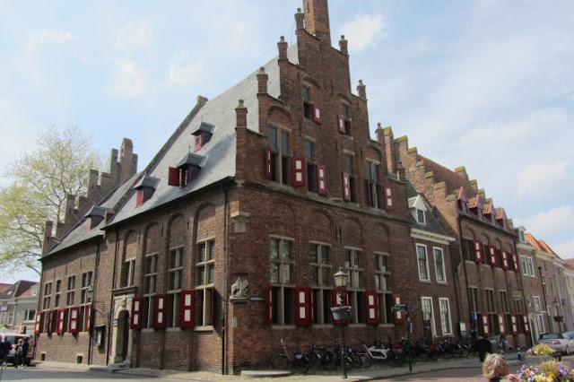 Oude Stadhuis in Doesburg
