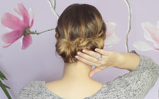 Tutorial 6 Frisuren In 15 Minuten Kirschblütenblog