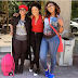 Uche Jombo jets out of Canada in style