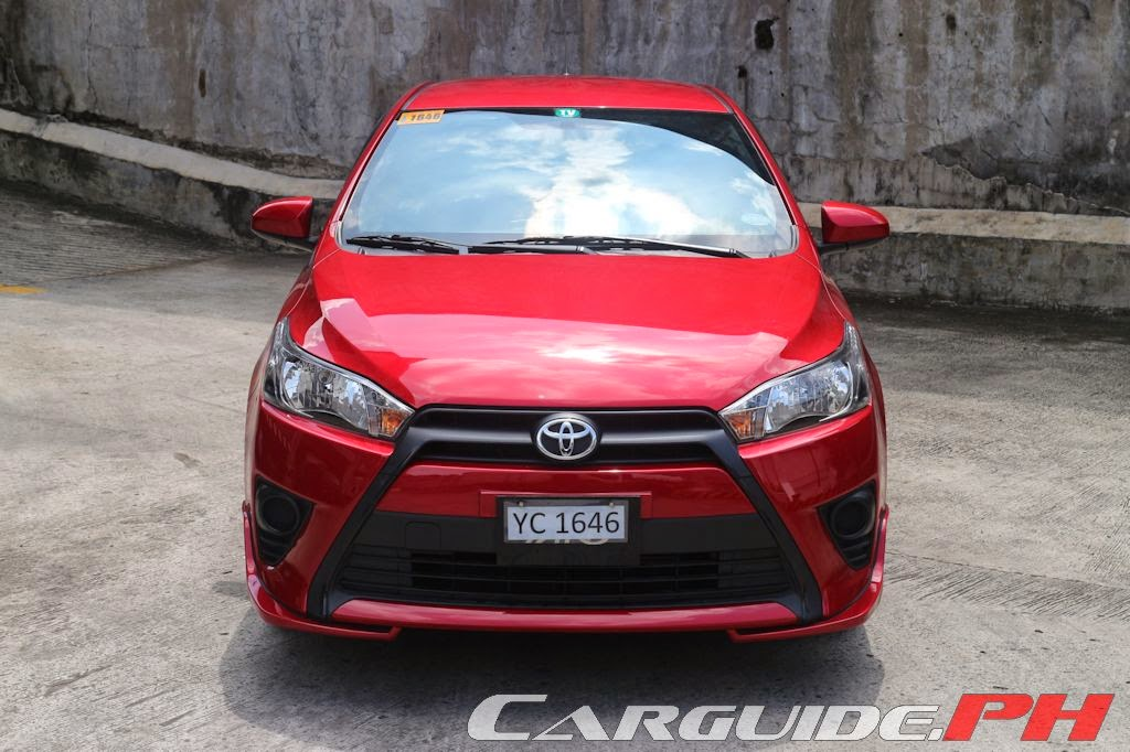 Toyota Yaris Trd Philippines All New Kijang Innova Harga Review 2014 1 3 E Philippine Car News Reviews Tuesday August 5
