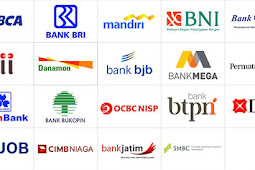 Daftar 7 Angka Kode Bank (Sandi Bank Penerima)  Seluruh Indonesia