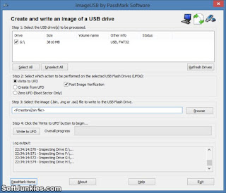 ImageUSB 1.3 Download Full Setup, imageUSB Review, Make Windows Bootable with imageUSB