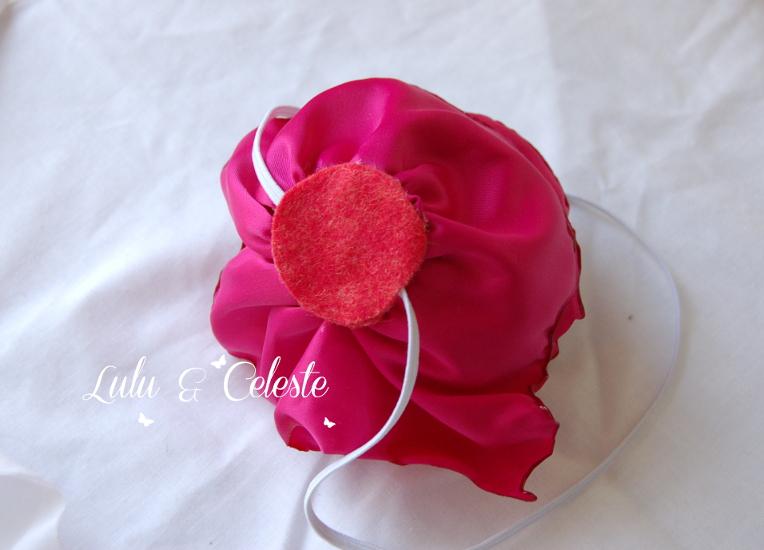 satin flower tutorial by Lulu & Celeste