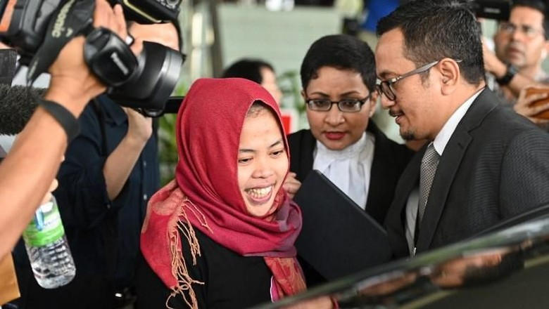 Ada Lobi Jokowi untuk Bebaskan Siti Aisyah? Ini Kata PM Malaysia