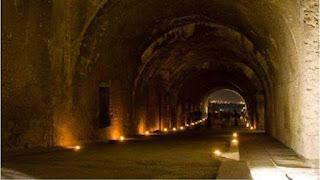 Il Santuario di Ercole Vincitore a Tivoli - Apertura serale - Visita guidata in notturna