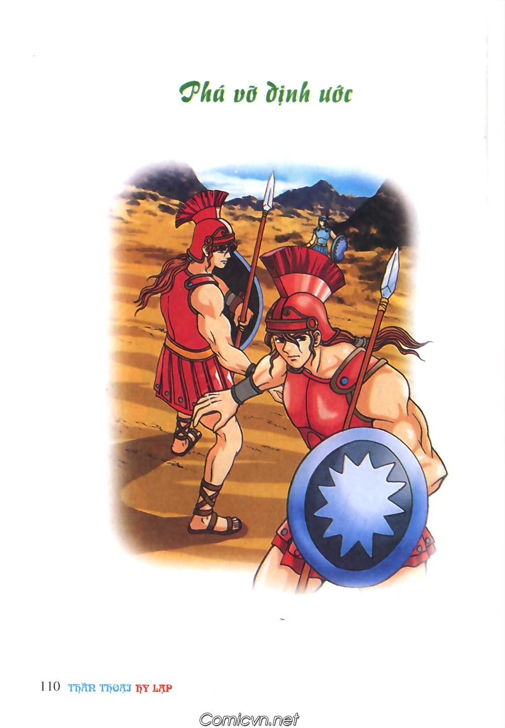 Thần Thoại Hy Lạp Màu - Chapter 59: Phá vỡ định ước - Pic 1