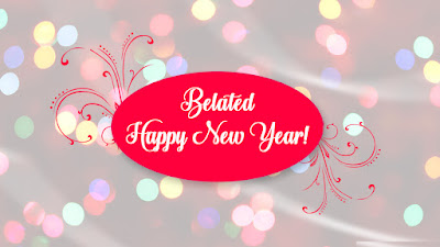 new year message with picture