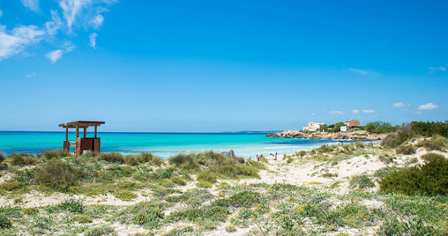 Es Trenc, Majorca - Balearic Islands (Spain)