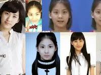 Mengejutkan... Inilah Wajah Girl's Generation Sebelum Operasi Plastik