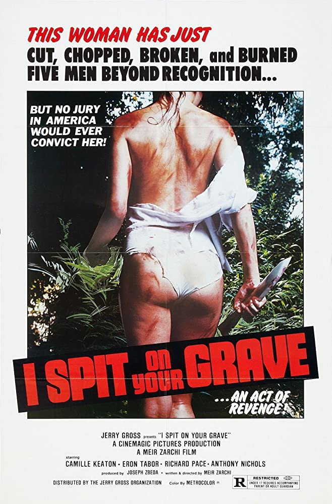 (18+) I Spit on Your Grave (1978) UNCUT Dual Audio Hindi English 720p BluRay Full Movie Free Download