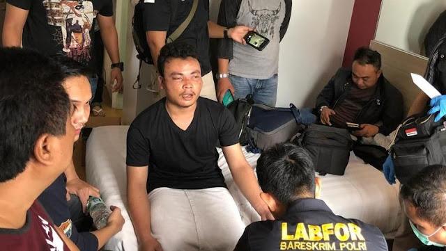 Terungkap Pembunuh Satu Keluarga di Bekasi