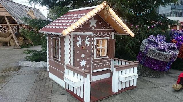 ozdoby świąteczne polskie miasta