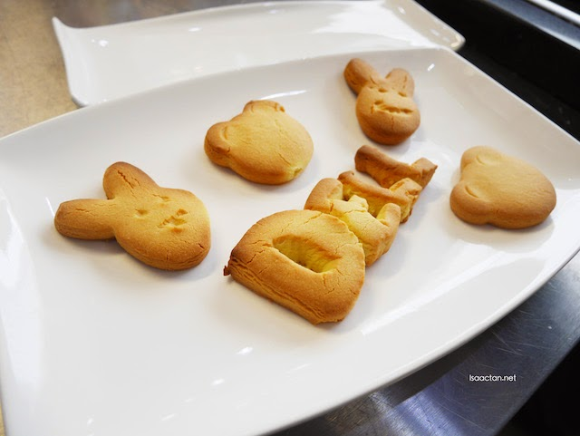 Voila! Our 'Dell' butter cookies
