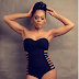 TBoss Poses In Strapless One-Piece As She Celebrated  International Women's Day (Photo)
