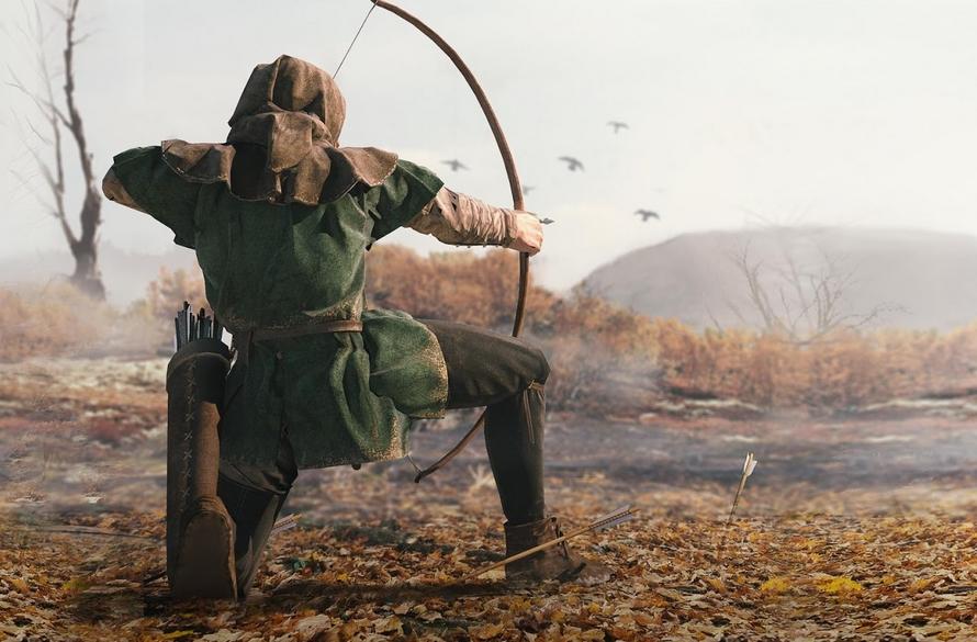 Ninja Samurai Assassin Hero 4 MOD APK terbaru