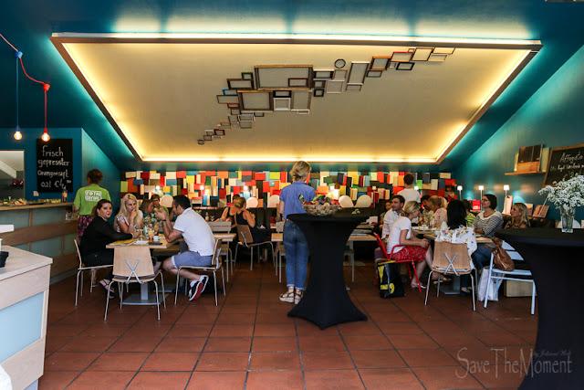 Reiss-Engelhorn-Museum, Mannheim Café rem