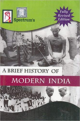 A brief History of Modern India by Rajiv Ahir pdf