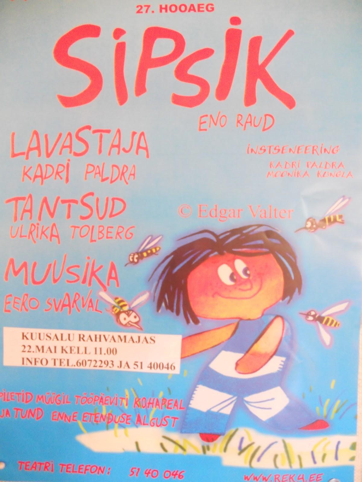 f1f9322ee8f 1. ja 2.klass käisid Kuusalu Rahvamajas Viljandi lasteteatri etendusel.