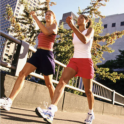 đi bộ giúp bạn giảm cân