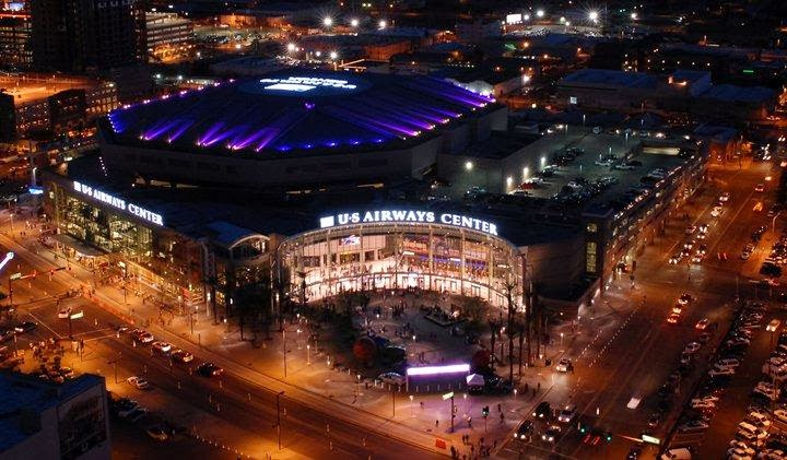 US Airways Center Luxury Suites For Sale, Phoenix Suns and Concerts