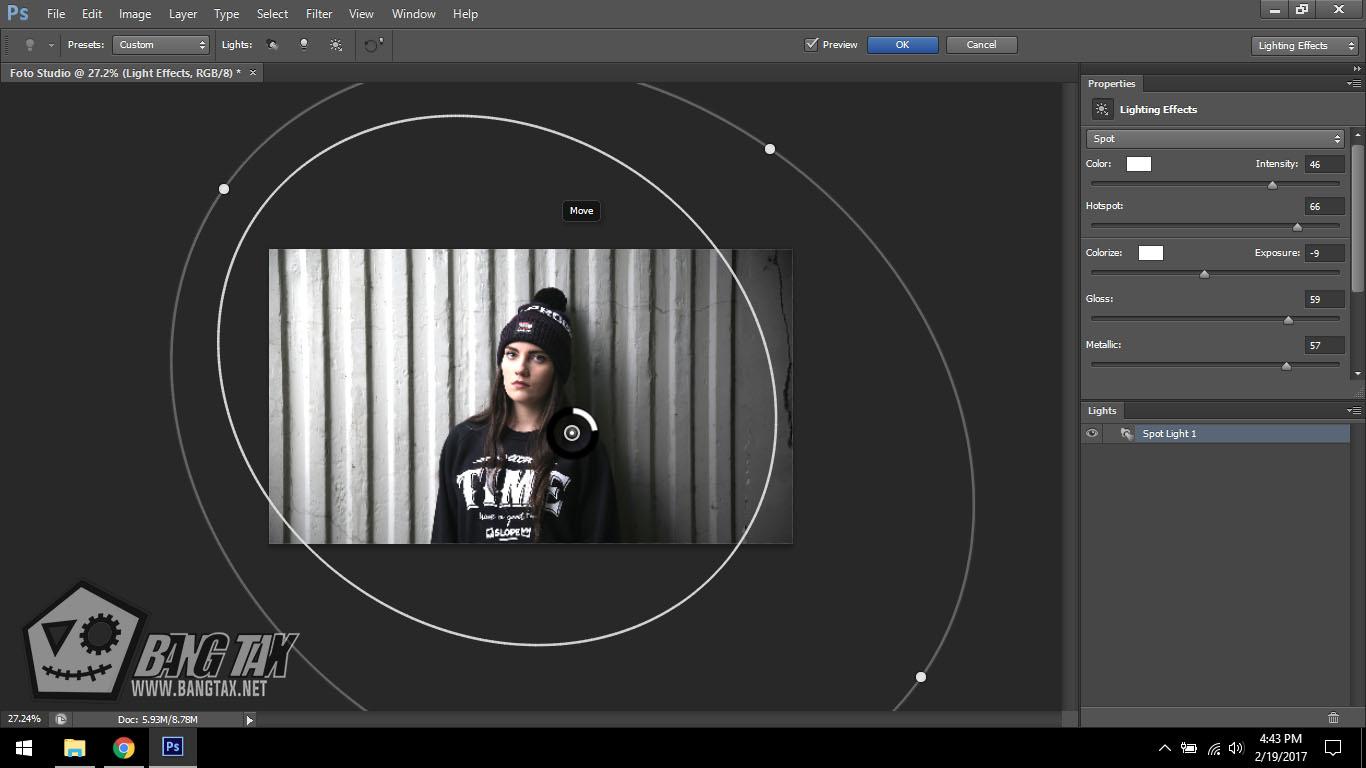 Cara Membuat Efek Lampu Neon Di Photoshop - YouTube