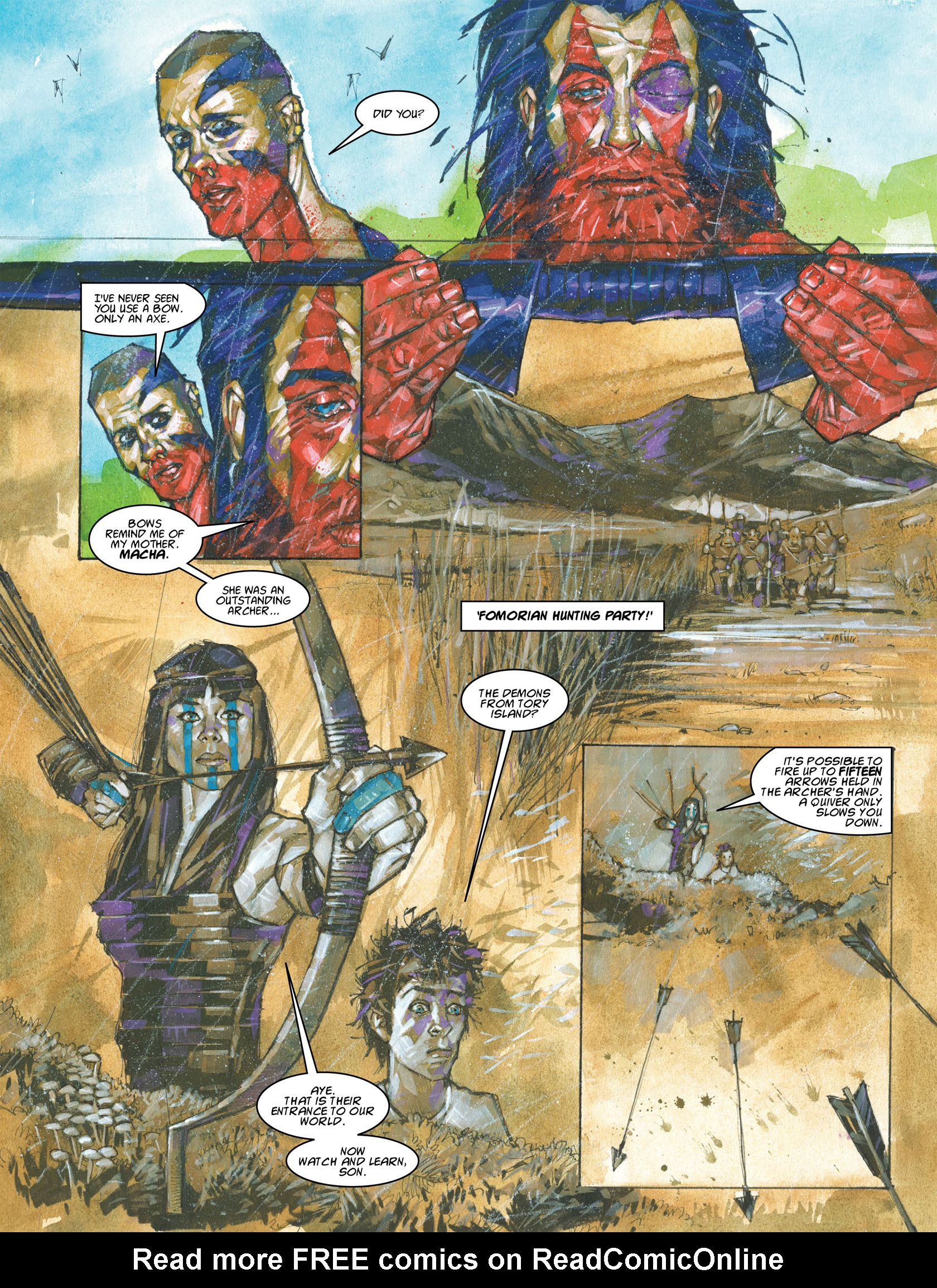Read online 2000 AD comic -  Issue #1984 - 11