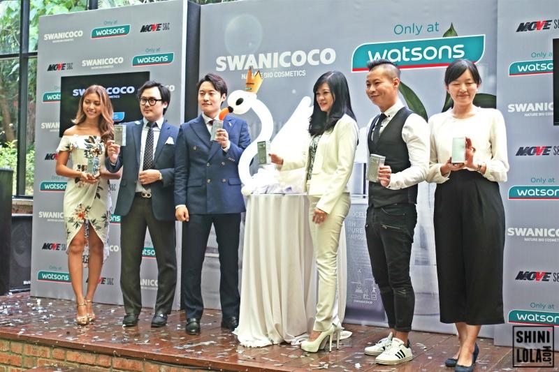Jazel Lim, Charles Kim, Kevin Hyun, Caryn Loh, Danny Hoh, Foo Hwei Jiek