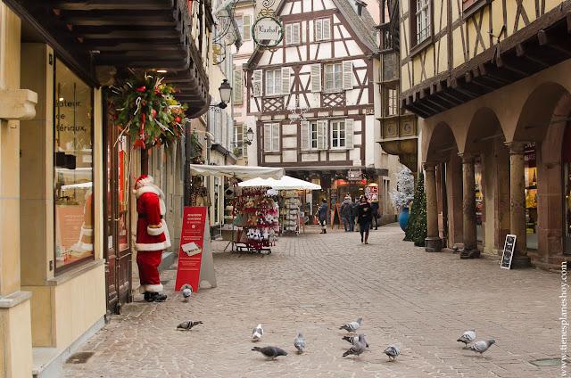 Colmar Alsacia Viaje
