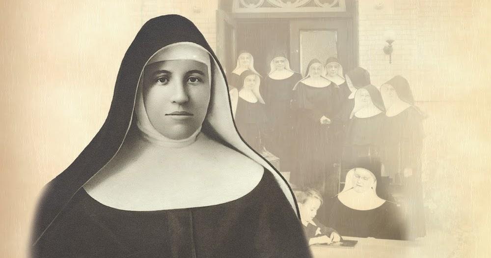 Streams 'N Stirrings: Remembering Mother Agnes ~ 1847-1905