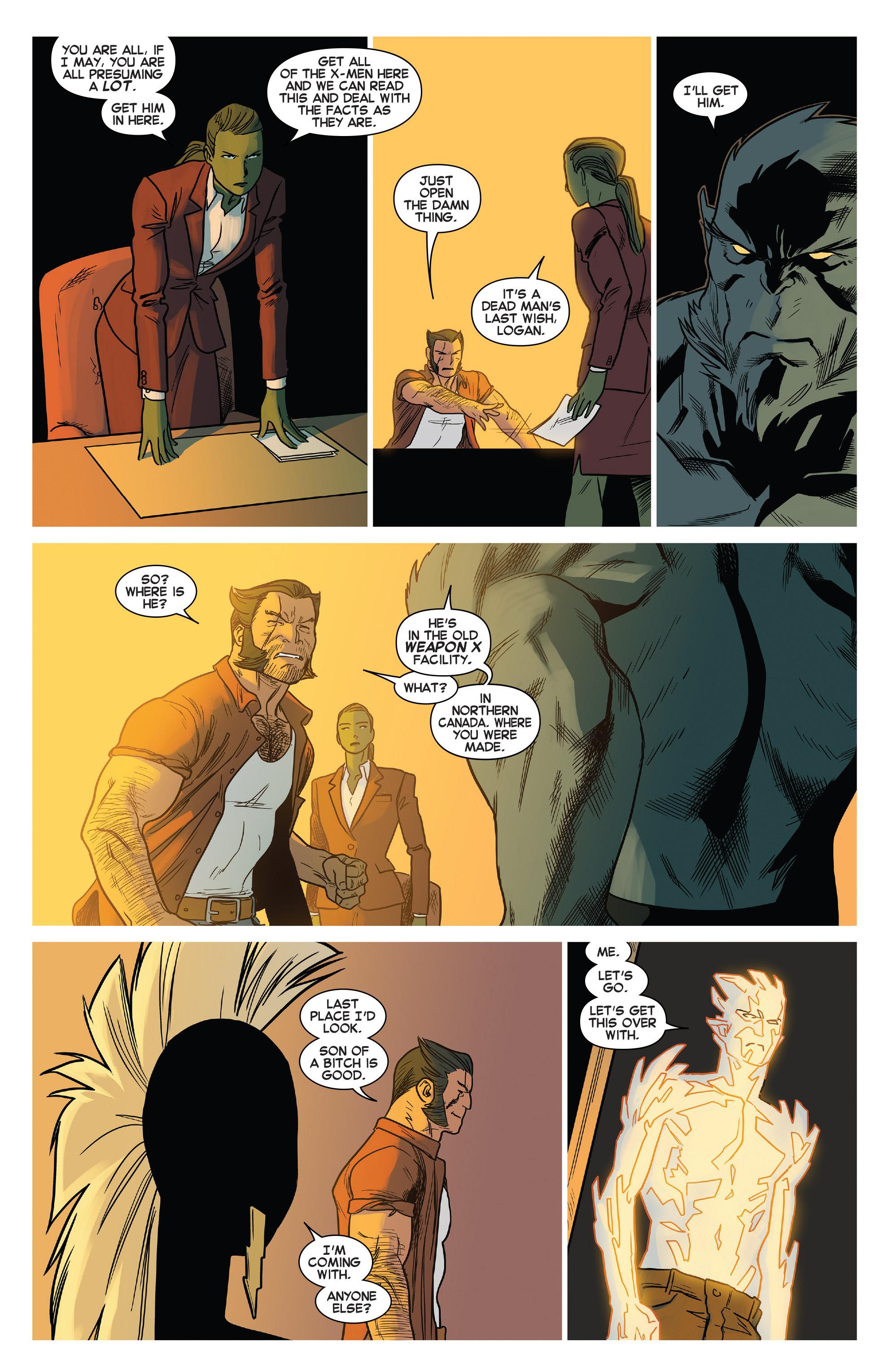 Read online Uncanny X-Men (2013) comic -  Issue #24 - 7