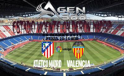JUDI BOLA DAN CASINO ONLINE - PREDIKSI PERTANDINGAN LALIGA SPANYOL ATLETICO MADRID VS VALENCIA 05 MARET 2017