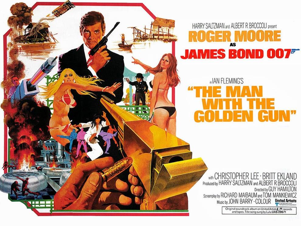Adam Howard Has Too Many Movies To Watch Binge Watching Bond Part 9