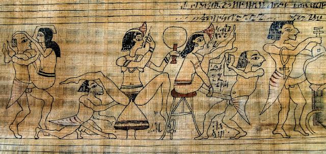 Resultado de imagen de 4 motivos que harán cambiar tu idea sobre la medicina en el Antiguo Egipto