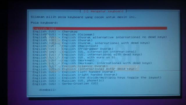 Installasi Ubuntu Server 16.04