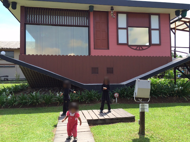 Percutian keluarga menarik di Kota Kinabalu dengan anak-anak
