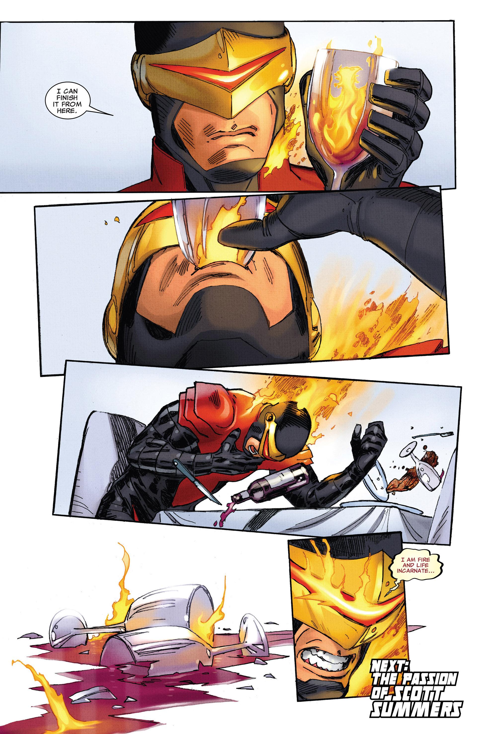 Read online Uncanny X-Men (2012) comic -  Issue #18 - 22