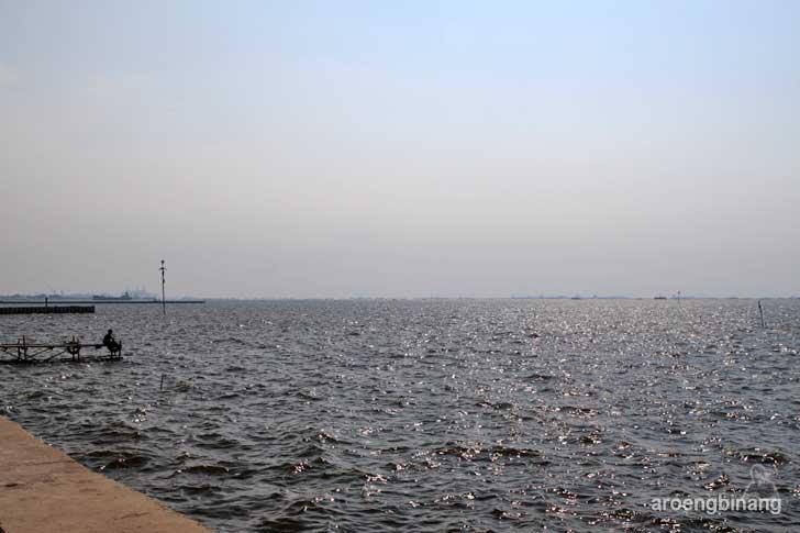 pantai marunda jakarta utara