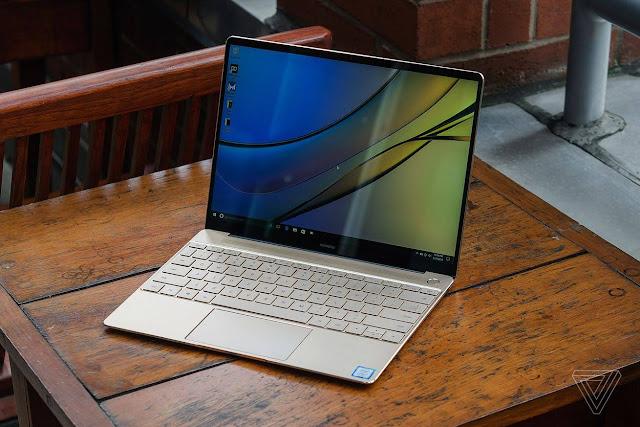 Hauwei MateBook X Laptop Full Specs And price