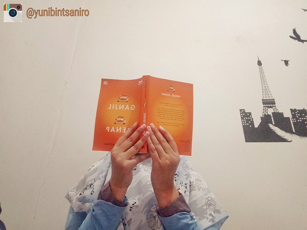 Review Novel Ganjil Genap