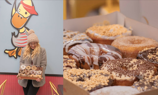 Ohio | Trying The Cozy Combinations Assortment @ Duck Donuts! (Dublin, OH)